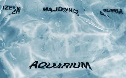 Image illustration de l'article IZEN feat Majdon Co & Slimka - Aquarium